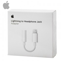 Adaptador iPhone lightning...