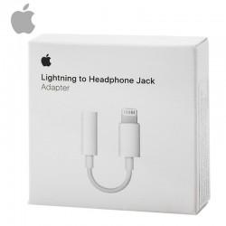 Adaptador iPhone lightning...