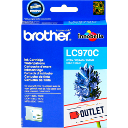 BROTHER LC970C - cyan