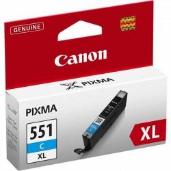 Canon CLI-551C - 6509B001 -...