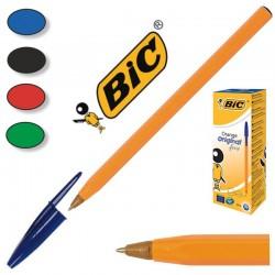 Bolígrafo BIC naranja Fine