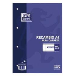 RECAMBIO A4 PARA CARPETA -...