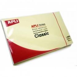 Notas adhesivas APLI 125x75