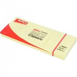 Notas adhesivas APLI 50x40...