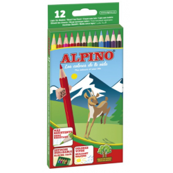 Lapices colores Alpino 12...
